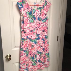Lilly Pulitzer a-lone dress